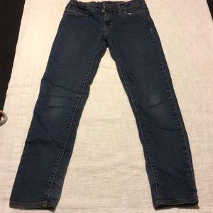 Girls Levi's denim leggings